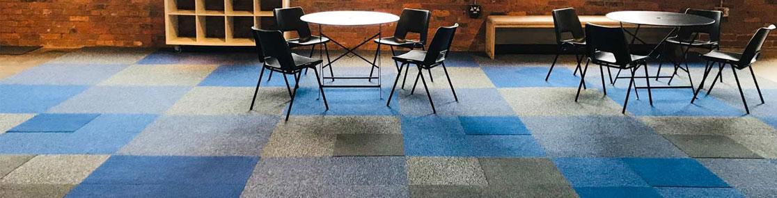 Workplace Designer Carpet Tiles